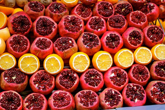 Melograno e Limoni
